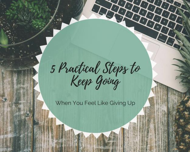 5 Practical Steps