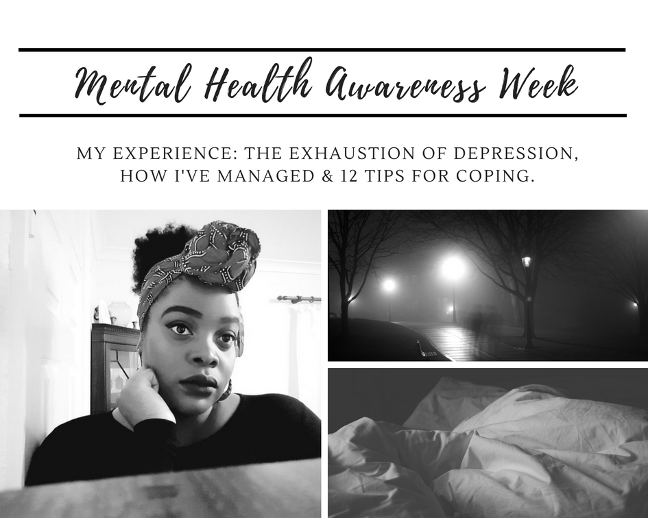 Mental Health Awareness Week: My Experience
