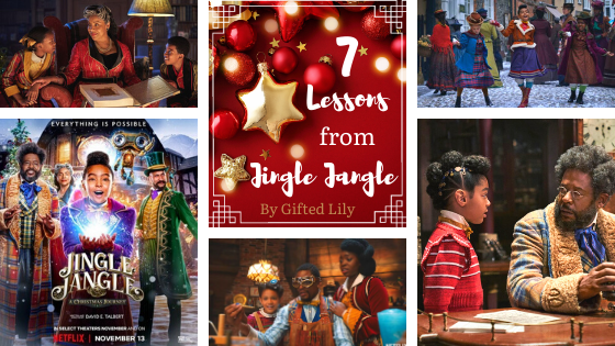 7 Lessons from Jingle Jangle